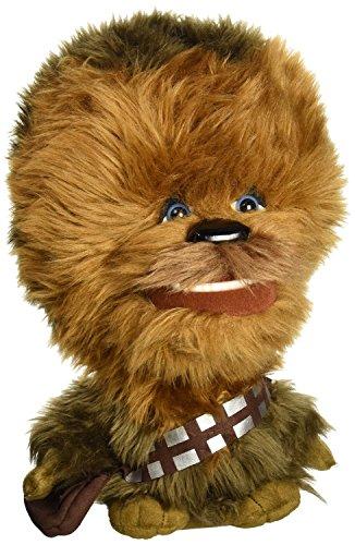 Star Wars Peluche Rugido y Rage Chewbacca