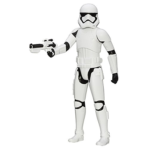 Star Wars Stormtroopers, Figura Stormtrooper, Multicolor (Hasbro B3912)