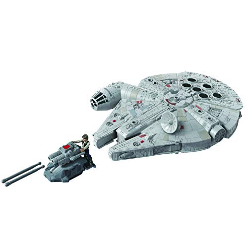 Star Wars SW Mission Fleet Vehículo Falcon