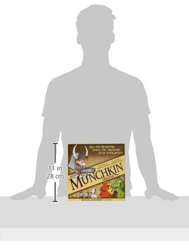 Steve Jackson Games 1483 Munchkin - Juego de Mesa (edición Inglesa)