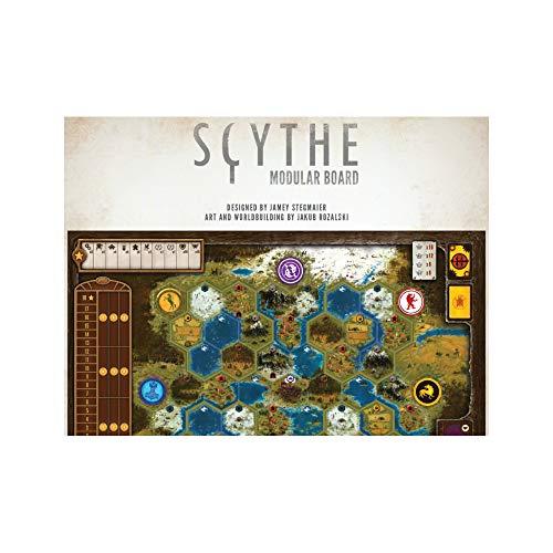 Stonemaier Games STM638 Scythe - Tabla modular, varios colores , color/modelo surtido