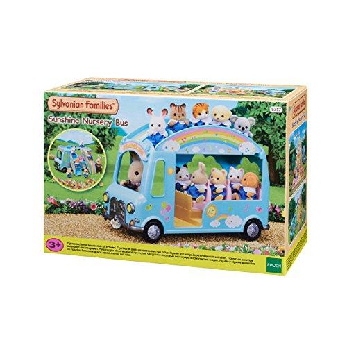 Sylvanian Families - 5317 - Autobús de la Guardería