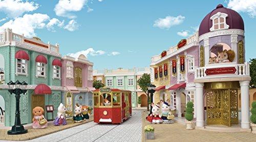 Sylvanian Families- Grand Department Store Gift Set Mini muñecas y Accesorios, Multicolor (Epoch 6022) , color/modelo surtido