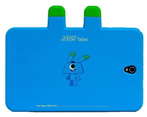 "Tablet Android 8"" Movistar. Jappy Kids Instalado. Control Parental"