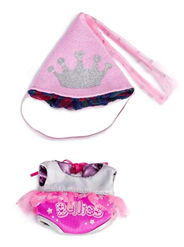 The Bellies - Ropita Divertida, Disfraz Reversible Princesita y Bruja (Famosa 700014788)