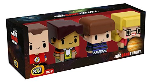 The Big Bang Theory - Figura Pixel (SD Toys SDTWRN89373)