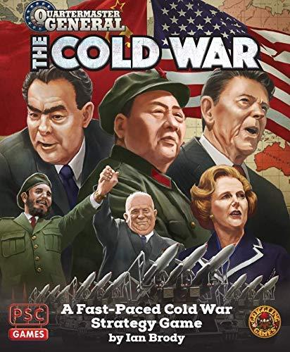 The Plastic Soldier Company PSCQMG201 Quartermaster General: La Guerra Fría, Multicolor