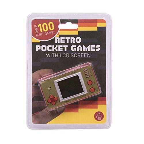 Thumbs Up! - Controlador de Juegos Retro de recreativos, con Pantalla LCD (OR-RETARCCTL)