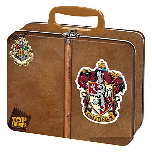 Top Trumps Juego de estaño, Color Harry Potter Gryffindor Lata (Winning Moves 1762)