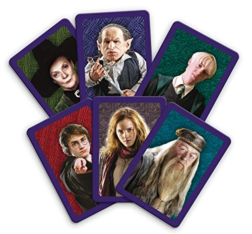 Top Trumps Match Harry Potter Juego de mesa-versión en español, multicolor (Winning Moves 001724)