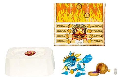 TREASURE X- Dragons Gold - Pack Dragones, Multicolor (Moose LTD 41508)
