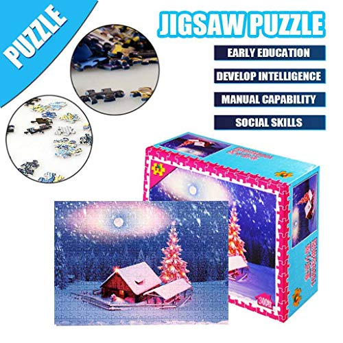 UHvEZ Colección de Instrumentos Musicales de Guitarra_1000PCS_Wooden Puzzle_Adult Jigsaw Game Landscape Jigsaw Child Educational Toy Gift_50X75CM