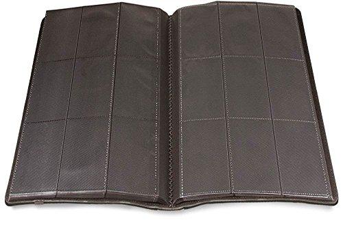 Ultra Pro-9-Pocket Black Pro-Binder Premium (UP 84194)
