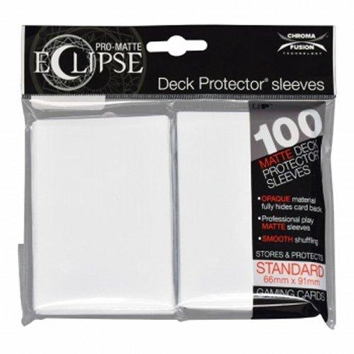 Ultra Pro- Pro-Matte Eclipse Artic White (100), Color Blanco (E-85600)