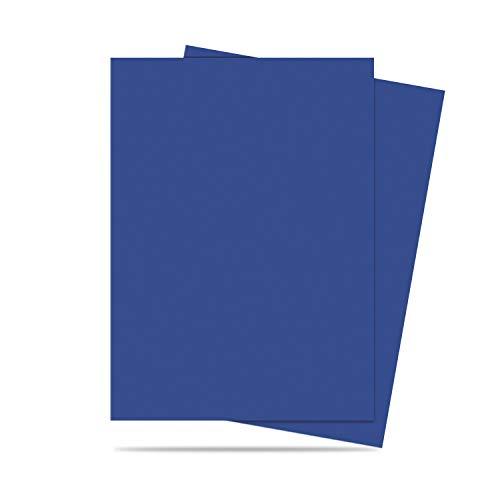 Ultra Pro Ultra ProACCPRO044-Blue Standard Divers Abysse 100 unidades de protectores de cubierta para PC, color azul