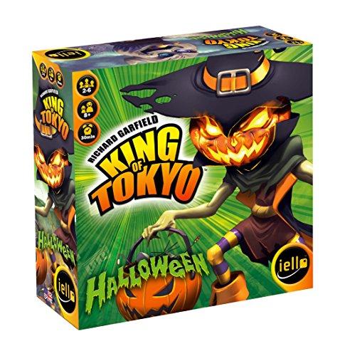 Unbekannt iello 514197King of Tokyo: Halloween (2017Edition)