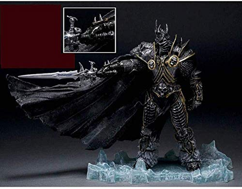 Unlimited World of Deluxe Figure: The Lich King: Arthas Menethil PVC Figure