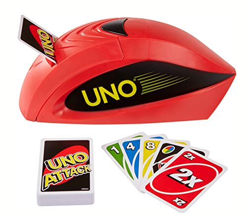 UNO Attack Card Game by Mattel