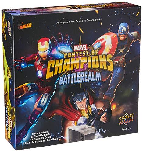 Upper Deck Marvel Contest of Champions: Battlerealm