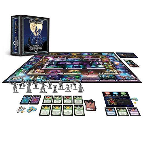 USAopoly Juego de Mesa Talisman: Kingdom Hearts Edition. Versión en inglés