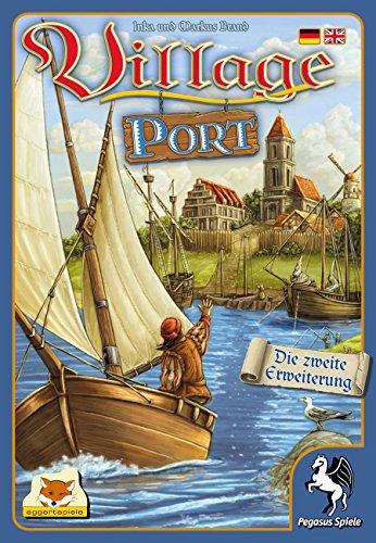 Village Port (dt. + engl. Erweiterung)