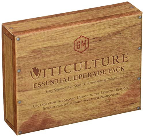 Viticulture Essential Upgrade Pack Stonemaier Games