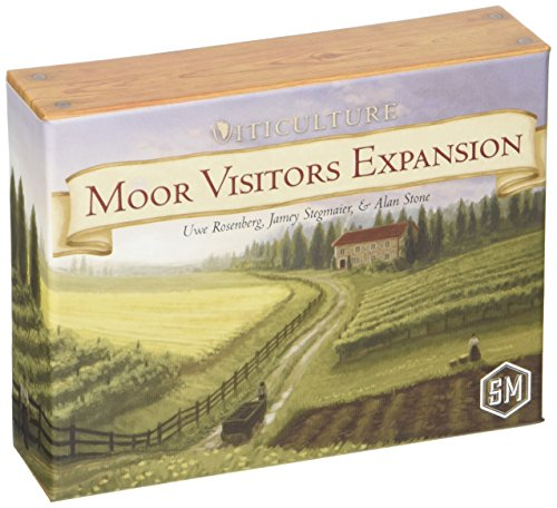 Viticulture: Moor Visitors Expansion