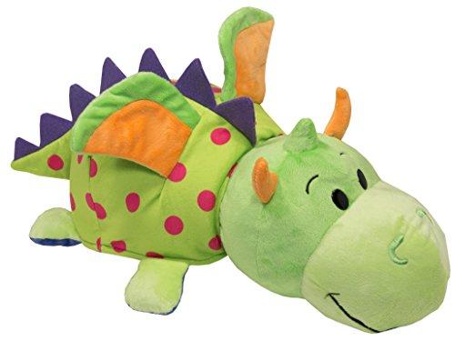 Vivid Imaginations Flip a Zoo - Peluche 2en 1 Unicornio/dragón