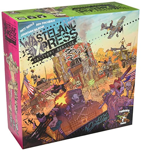 Wasteland Express Delivery Service - English
