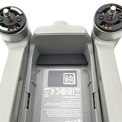 Webla Tapa de protección contra el polvo del puerto de carga de la batería del cuerpo para Dji Mavic Air 2