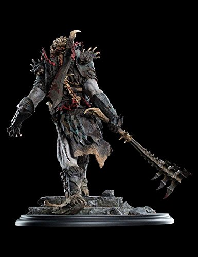 Weta Collectibles Estatua The Torturer of Dol Guldur, 36 cm. El Hobbit: La Batalla de los Cinco Ejércitos
