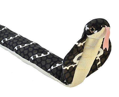 Wild Republic - Cobra de peluche, 137 cm (20730)