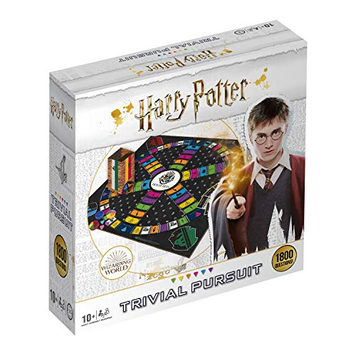 Winning Moves- Harry Potter Ultimate Trivial Pursuit, Color (033343)