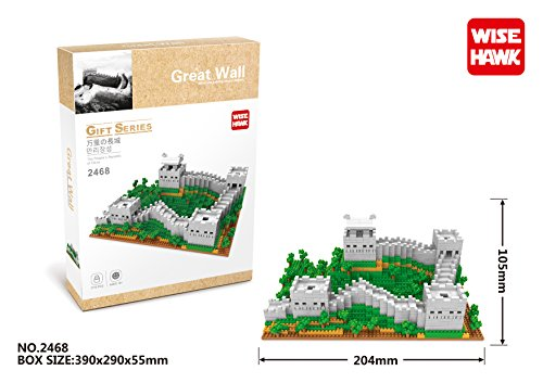 Wise Hawk WH2468 GRAN MURALLA CHINA Gift Series