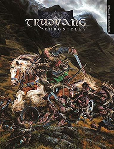 Wyrd Ediciones Trudvang Chronicles-Manual del Jugador, 9788869810565