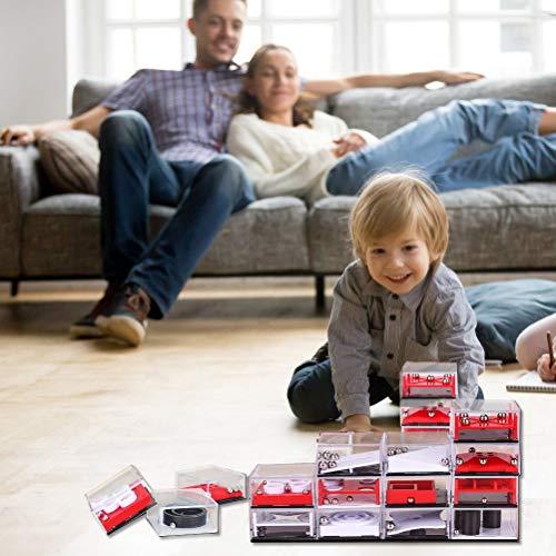 YOTINO 24Pcs Mini Juegos Rompecabezas Set Juegos con Niveles Diferentes Perfectos para Regalos de Fiesta Juegos de Habilidad para Adultos o Niños