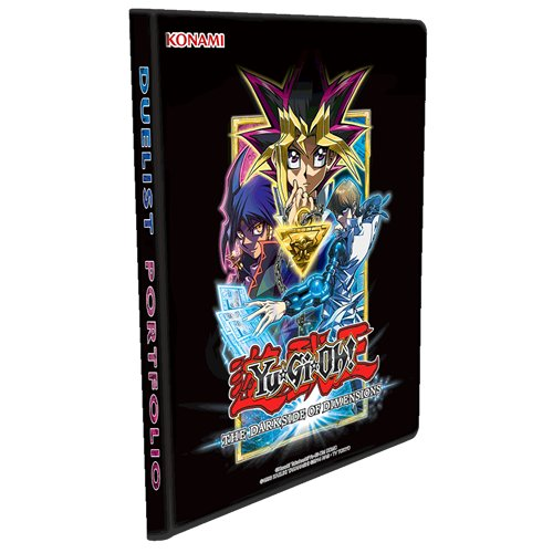 YU-GI-OH!. ygo de dsdpf – The Dark Side of Dimensions, 9 de Pocket Portfolio
