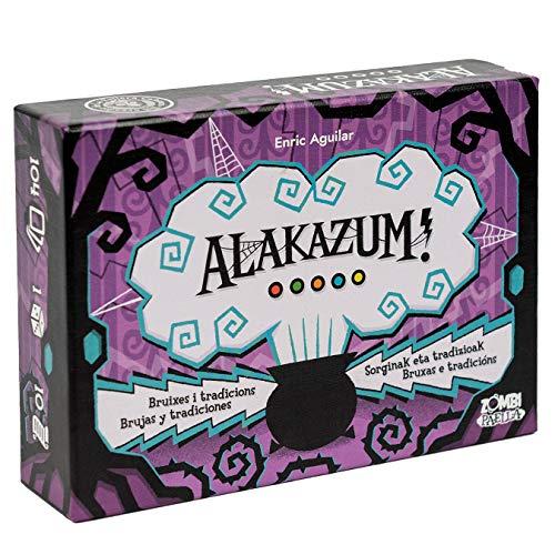 Zombi Paella Alakazum! Brujas y tradiciones