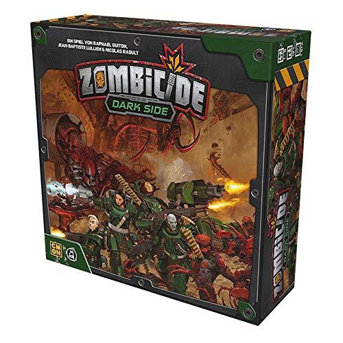 Zombicide - Invader - Oscuro Side - Juego Básico Alemán