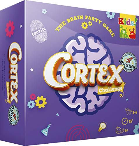 Zygomatic Cortex Kids, juego de mesa, color (Asmodee COR02ML) , color/modelo surtido