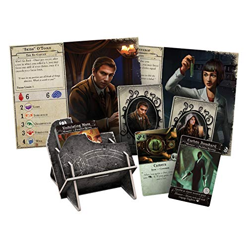 Arkham Horror: The Dead of Night Expansion