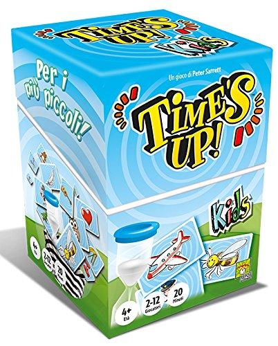 Asmodee 8214 Time's Up Kids - Juego de Mesa