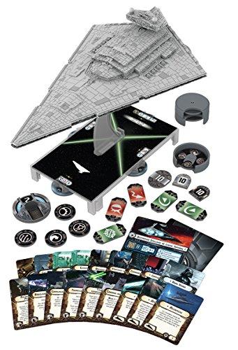 Asmodee–ffswm11–Star Wars Armada–Destructor Estelar de Clase Imperial