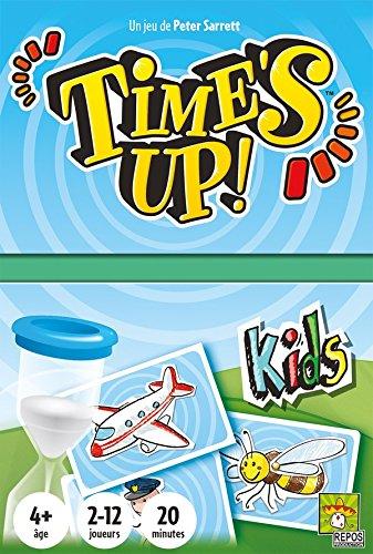 Asmodee - Tupki01N - Time's Up Kids New