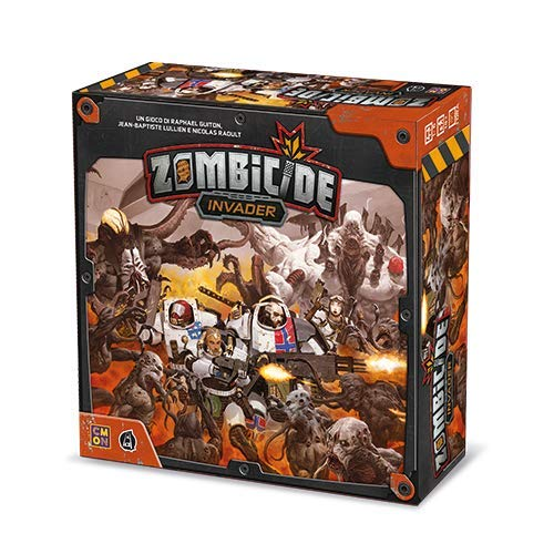Asmodee Zombicide - Invader - Italiano