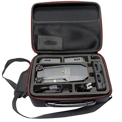 Bolsa para DJI Mavic Pro, funda de transporte de EVA para dron DJI Mavic Pro, impermeable, maleta de mano portátil, negro