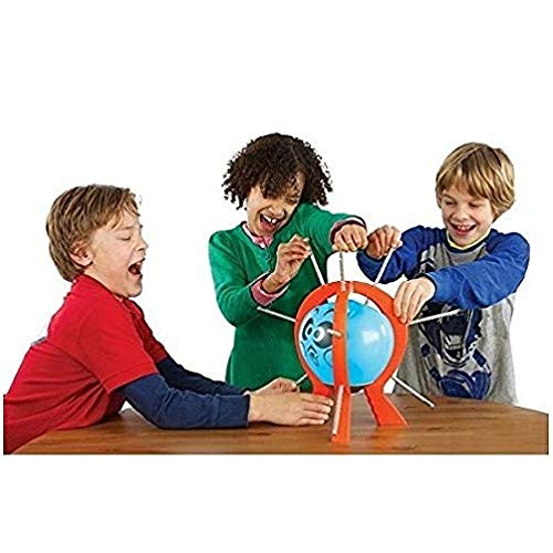 Boom Boom Balloon–aufregendes Jeu d'adresse Ballon Jeu BUMM BUMM Ballon Reflex Game Party Jeu de Famille Jeu