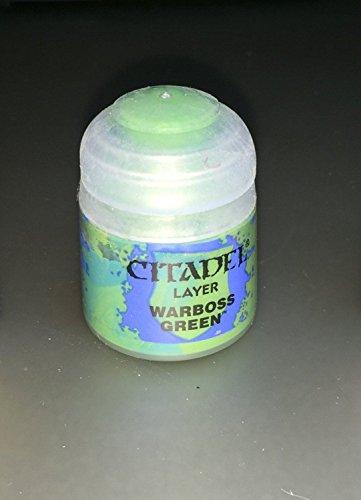 Citadel Layer 1: Warboss Green by Games Workshop