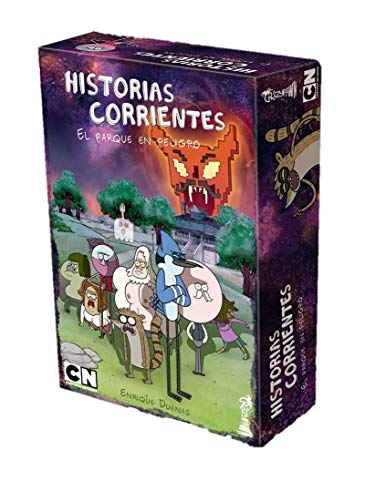 Crazy pawn Juego de Mesa Historias Corrientes, Multicolor (8436564810243)