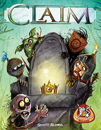 Deep Water Games Claim Board Game